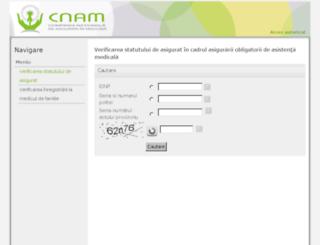 vsa.cnam.md screenshot
