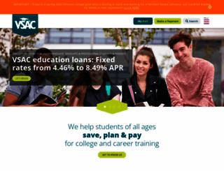 vsac.org screenshot