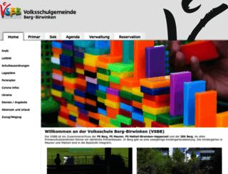 vsbb.ch screenshot