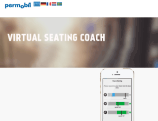 vscdev.permobil.com screenshot