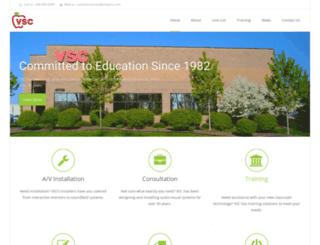 vsci.com screenshot
