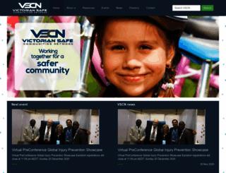vscn.org.au screenshot