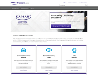 vscpa.smartpros.com screenshot