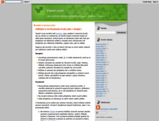 vsemiosmi.blogspot.cz screenshot