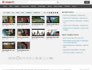 vsongspk.com screenshot