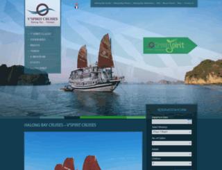 vspiritcruises.com screenshot