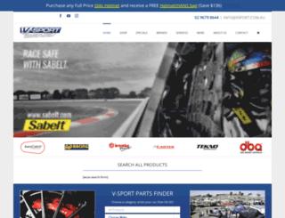 vsport.com.au screenshot
