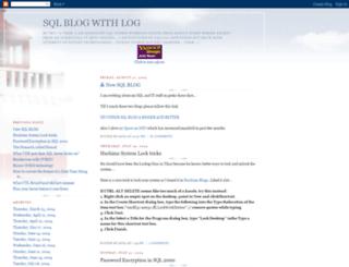 vsql.blogspot.fr screenshot