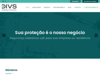 vsseguranca.com.br screenshot