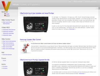 vstabi.info screenshot