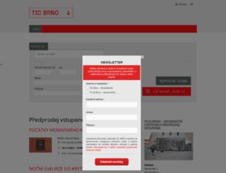 vstupenky.hvezdarna.cz screenshot