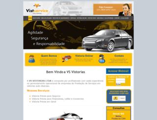 vsvistorias.com.br screenshot