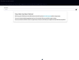 vsyshost.com screenshot