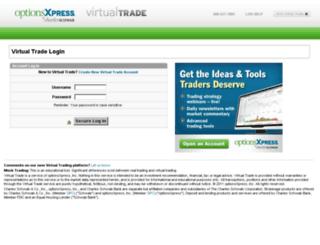 vt.optionsxpress.com screenshot