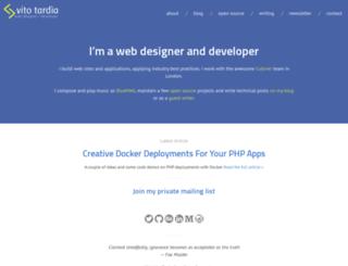 vtardia.com screenshot