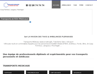 vtc35-vip.fr screenshot