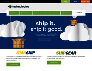 vtechnologies.com screenshot