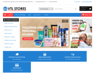 vtlstores.com screenshot