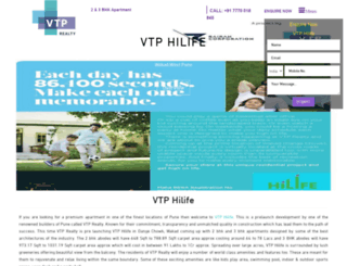 vtphilife.pune-contact.in screenshot