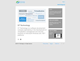 vttechnology.com screenshot