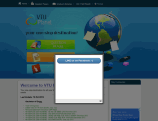 vtuplanet.com screenshot