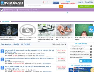 vuachungcu.com screenshot