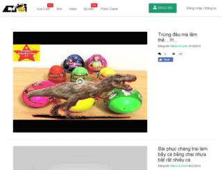 vuacuoi.com screenshot