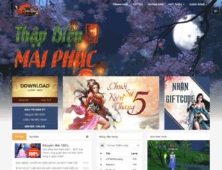 vuathienlong.com screenshot