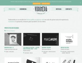 vudumedia.com screenshot