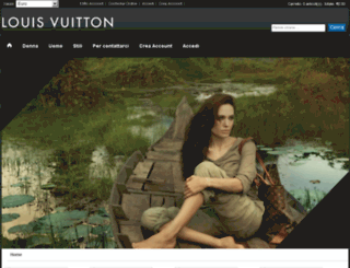 vuittonitalia.com screenshot