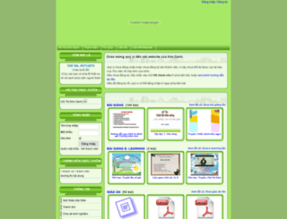 vukimoanh2002.violet.vn screenshot