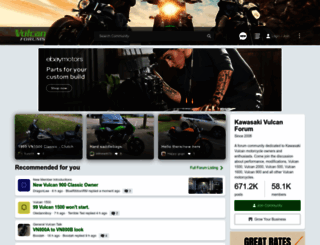 vulcanforums.com screenshot