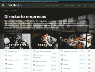 vulka.es screenshot