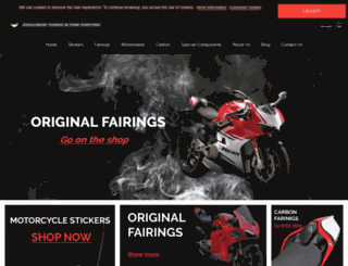 vulturbike.com screenshot