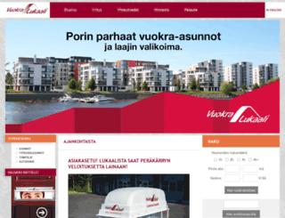 vuokralukaali.com screenshot