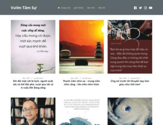 vuontamsu.com screenshot