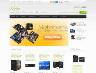 vuugo.com screenshot