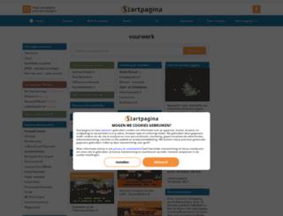 vuurwerk.pagina.nl screenshot