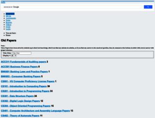 vuzs.info screenshot