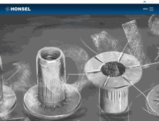 vvg-befestigungstechnik.de screenshot