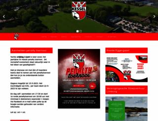 vvkessel.nl screenshot