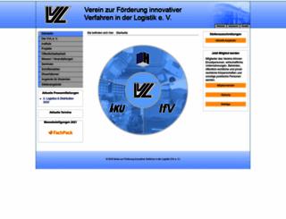 vvl-ev.de screenshot