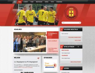vvoegstgeest.nl screenshot