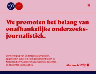 vvoj.nl screenshot