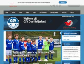 vvosvoudbeijerland.nl screenshot