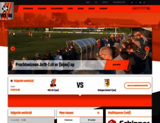 vvs46.nl screenshot