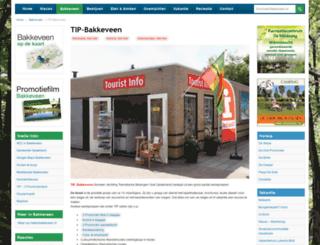 vvvbakkeveen.nl screenshot