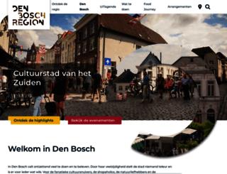 vvvdenbosch.nl screenshot