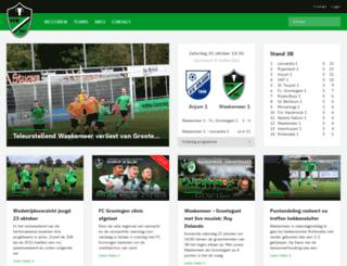 vvwaskemeer.nl screenshot