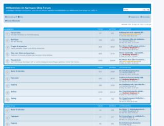 vw-karmann-ghia.de screenshot